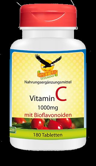 Vitamin C 1000mg von GetUP hier kaufen