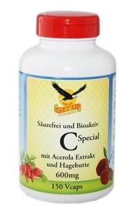 Vitamin C spezial -gepuffert-