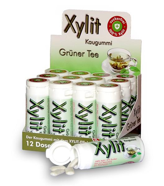 Xylit Kaugummi SPEARMINT - 100% Xylit