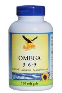 Omega 3-6-9 Fettsäuren von GetUP hier bestellen