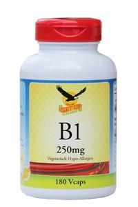 Vitamin B1 250mg 180 Kapseln hier bestellen