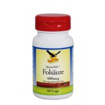 Folsäure Bioaktive Quatrefolic© 400mcg hier kaufen