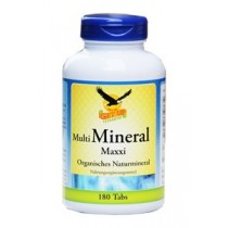Multi Mineral maxxi organisch hier bestellen