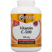 Vitamin C 500mg Kaupastillen mit Heidelbeere, Himbeere und Brombeergeschmack hier bestellen