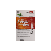 Xylit Kaugummi Power Gum mit Guarana-Extrakt