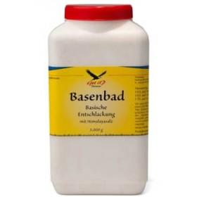 Basisches Entschlackungsbad mit Himalajasalz, 1kg
