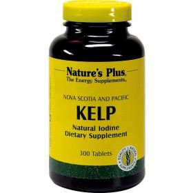 Kelp Natur-Jod aus Seetang von Natures Plus, 300 Tabs