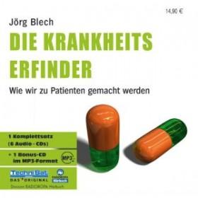 Hörbuch: Die Krankheitserfinder (CD-Set)