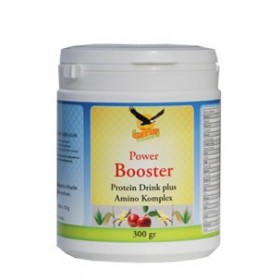 Amino Power Booster, 300g Protein Drink