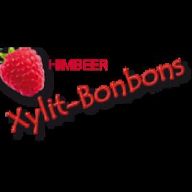 Birkenzucker Bonbons mit Xylit - HIMBEERE, 35 Stk im Beutel
