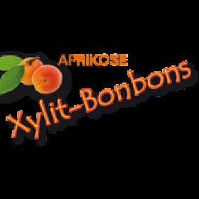 Birkenzucker Bonbons mit Xylit - APRIKOSE, 35 Stk im Beutel