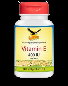 Vitamin E 400 I.E. von GetUP hier bestellen