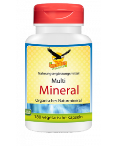 Multi Mineral Kapseln von GetUP hier bestellen