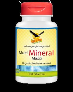 Multi Mineral maxxi organisch, 180 Tabletten