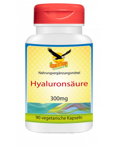 Hyaluronsäure 300mg Kapsel von GetUP hier bestellen