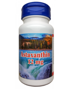 Astaxanthin 12mg - 60 Kapseln hier bestellen