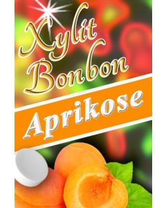 Birkenzucker Bonbons Aprikose hier bestellen | Xylit Bonbon Aprikose