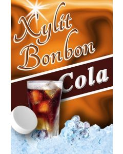 Birkenzucker Bonbons Cola hier bestellen | Xylit Bonbon Cola