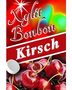 Birkenzucker Bonbons Kirsch hier bestellen | Xylit Bonbon Kirsch