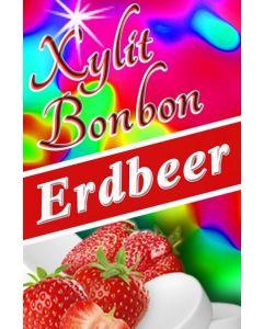 Birkenzucker Bonbons Erdbeere hier bestellen | Xylit Bonbon Erdbeere