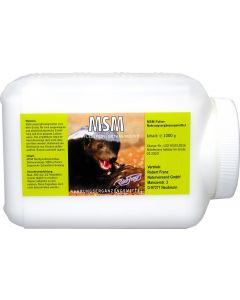 MSM  reinster organischer Schwefel