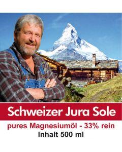 Schweizer Jura Sole - Magnesium Öl hier bestellen