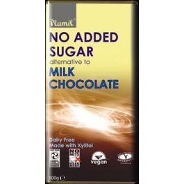 Milchschokolade mit Xylit
