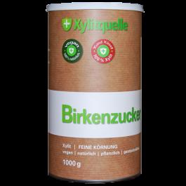 Xylit Birkenzucker, feine Körnung