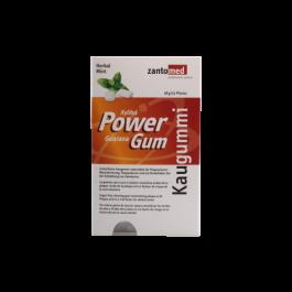 Xylit Kaugummi Power Gum mit Guarana-Extrakt